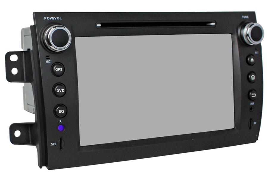 Suzuki SX4 2006-2013 Autoradio GPS Aftermarket Android Head Unit Navigation Car Stereo