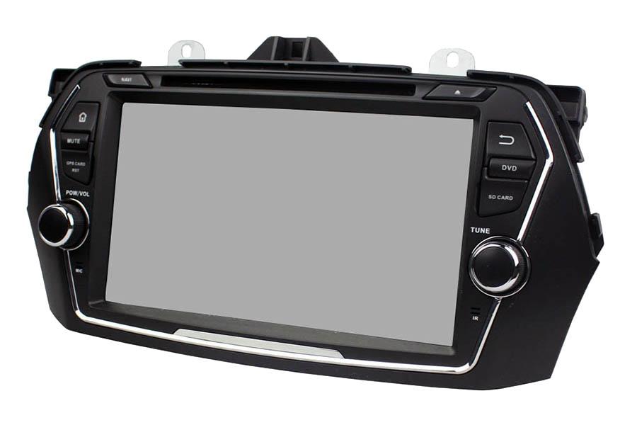 Suzuki Alivio/Ciaz 2015-2018 Aftermarket Radio Upgrade