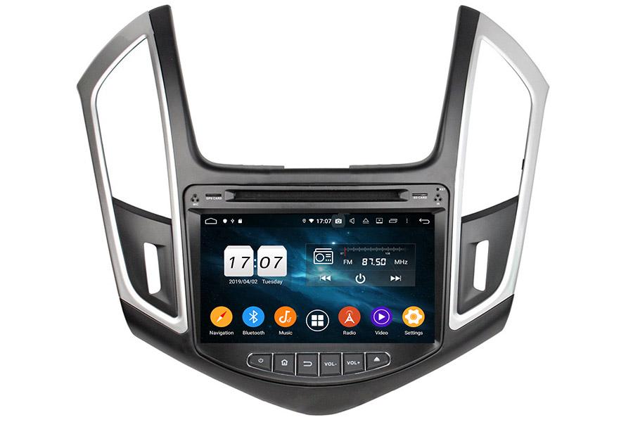 Chevrolet Cruze 2013-2015 Autoradio GPS Aftermarket Android Head Unit Navigation Car Stereo