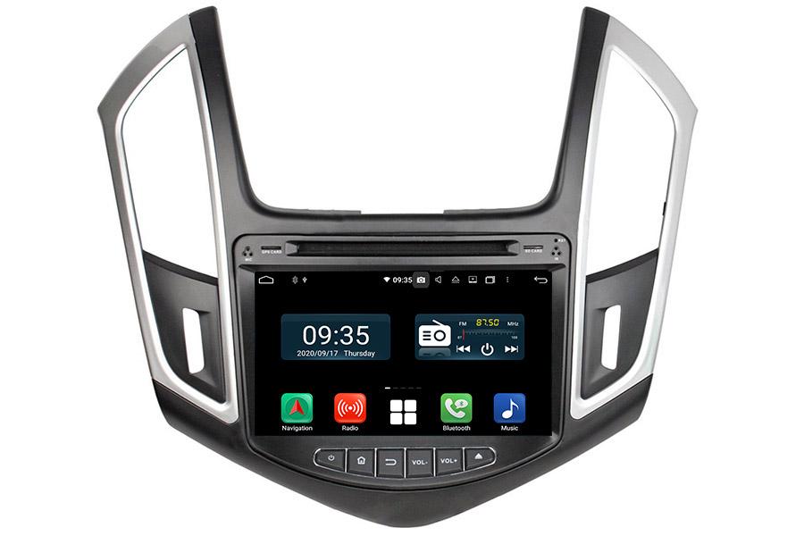 Chevrolet Cruze 2013-2015 Aftermarket Head Unit Car Stereo