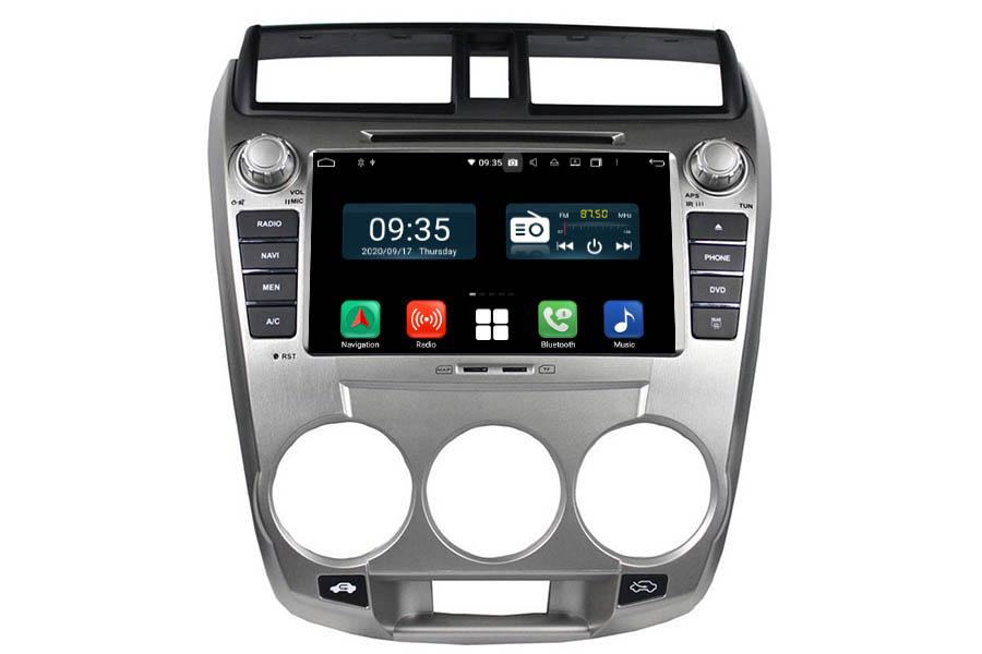 Honda City 2008-2011 Aftermarket Radio Upgrade