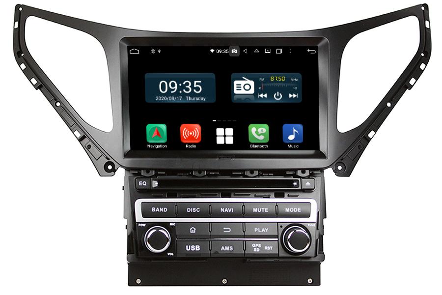 Hyundai Accent/Solaris/Verna 2017-2018 Aftermarket Radio Upgrade