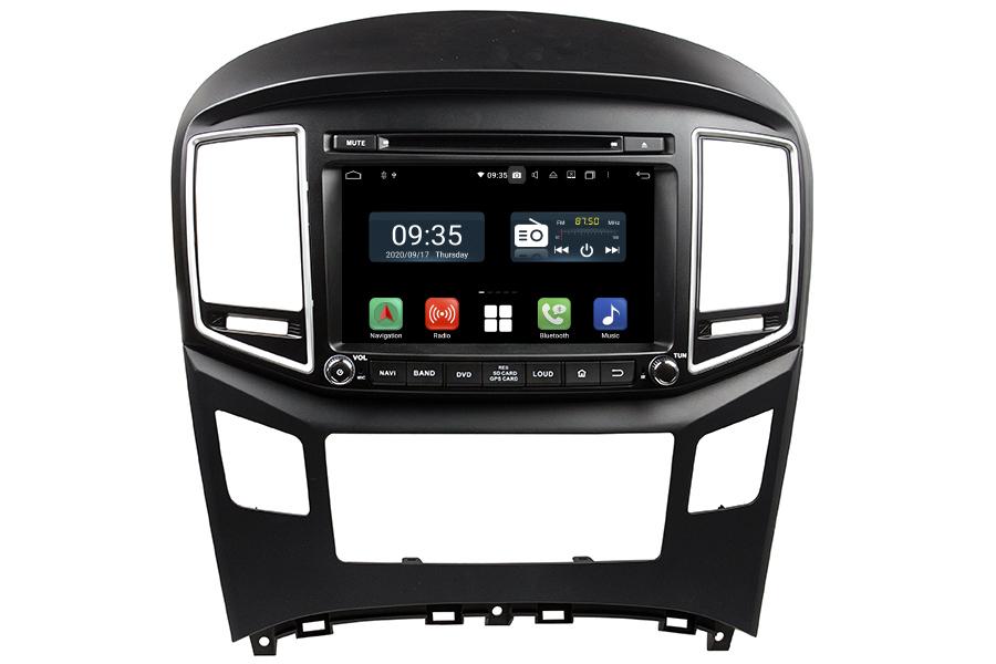 Hyundai H1 2016-2018 Aftermarket Radio Upgrade