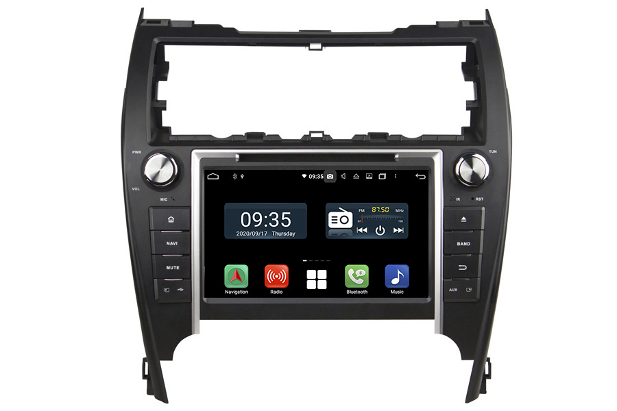 Toyota Camry/Aurion 2012-2014 Autoradio GPS Aftermarket Android Head Unit Navigation Car Stereo