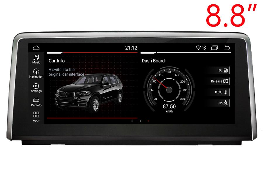 BMW Active Tourer (F45)/Gran Tourer (F46) 2014-2018 Autoradio GPS Aftermarket Android Head Unit Navigation Car Stereo
