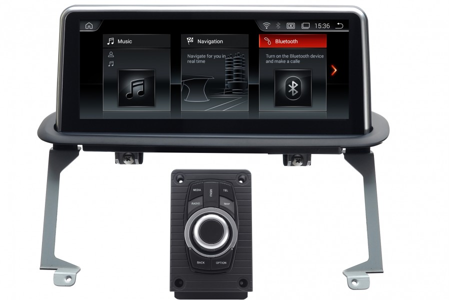 BMW X5 (E53) 1998-2005 Autoradio GPS Aftermarket Android Head Unit Navigation Car Stereo
