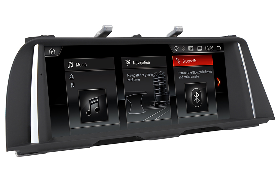 BMW 5 Series (F10/F11/F18) 2010-2016 Autoradio GPS Aftermarket Android Head Unit Navigation Car Stereo