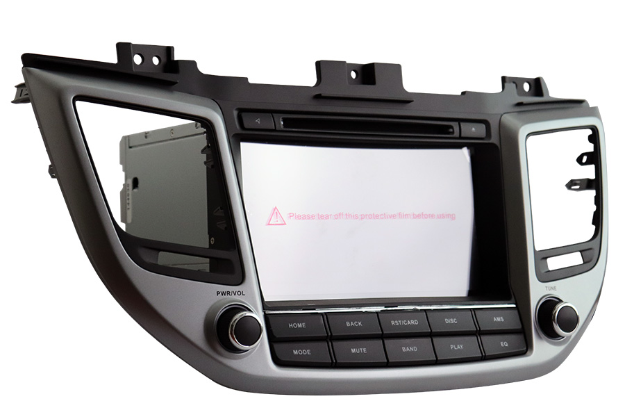 Hyundai ix35/Tucson 2015-2017 Aftermarket Radio Upgrade