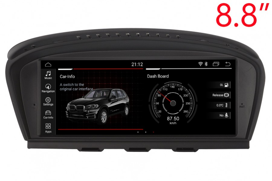 BMW 3/5/6 Series 2003-2013 Autoradio GPS Aftermarket Android Head Unit Navigation Car Stereo