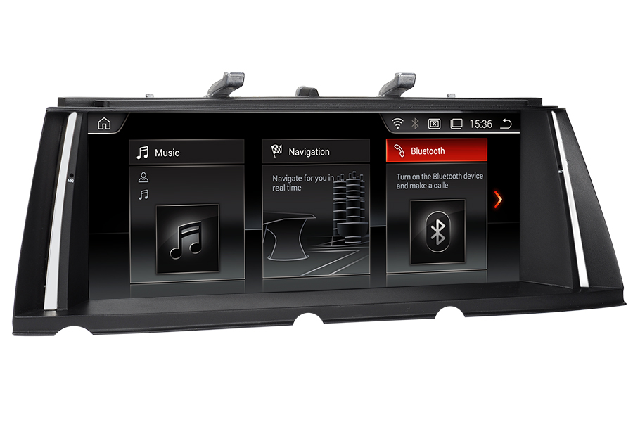 BMW 7 Series (F01/F02) 2009-2015 Autoradio GPS Aftermarket Android Head Unit Navigation Car Stereo