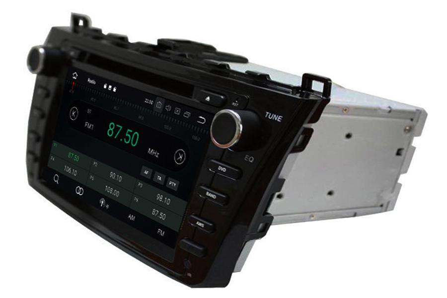 Mazda 6 radio upgrade Aftermarket Android Head Unit Car Stereo
