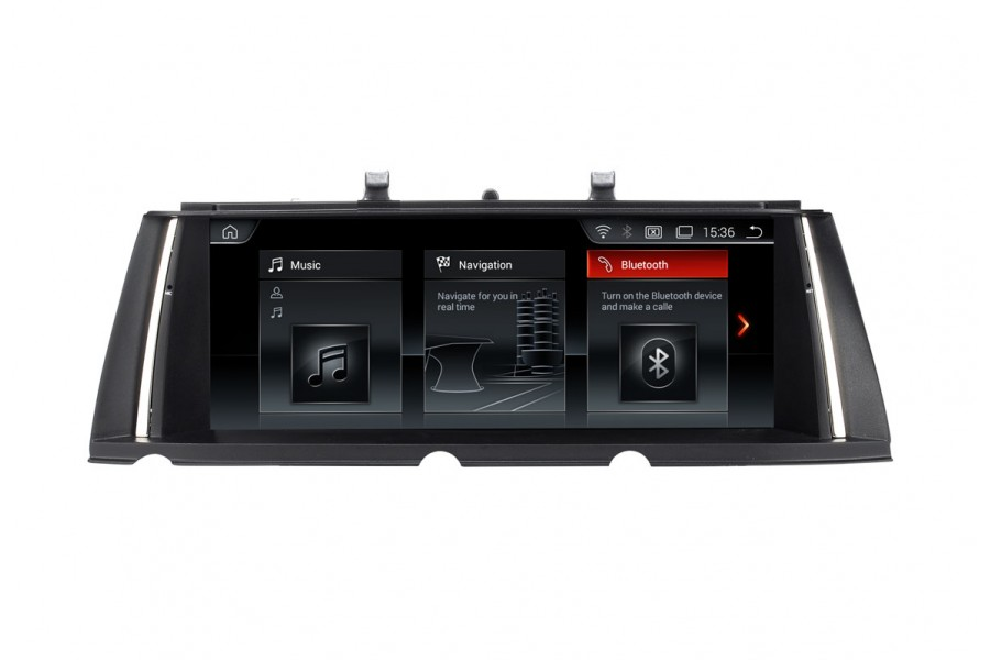 BMW 7 series (F01/F02) 2013-2015 Autoradio GPS Aftermarket Android Head Unit Navigation Car Stereo