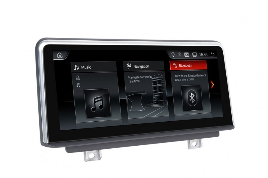 BMW 1 Series (F20/F21) Right Wheel 2011-2016 Autoradio GPS Aftermarket Android Head Unit Navigation Car Stereo