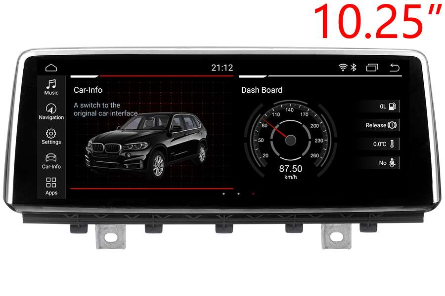 BMW X5 (F15) 2013-2018 Autoradio GPS Aftermarket Android Head Unit Navigation Car Stereo