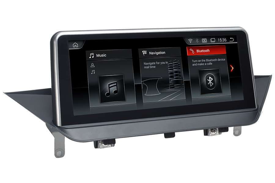 BMW X1 (E84) 2009-2015 Autoradio GPS Aftermarket Android Head Unit Navigation Car Stereo