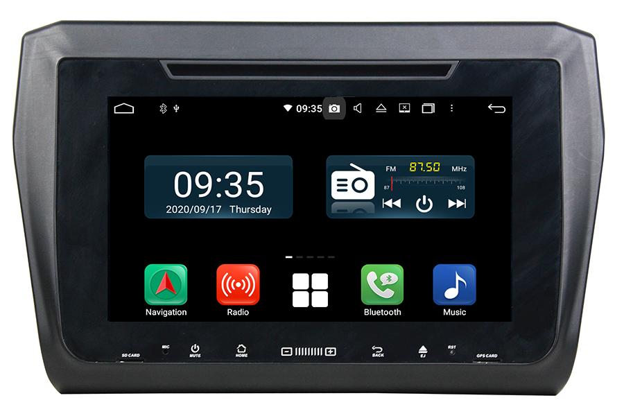 Suzuki Swift 2019-2020 Aftermarket Radio Upgrade