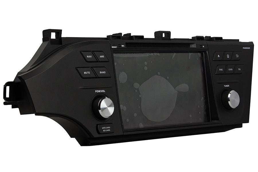 Toyota Avalon 2015-2018 Aftermarket Radio Upgrade