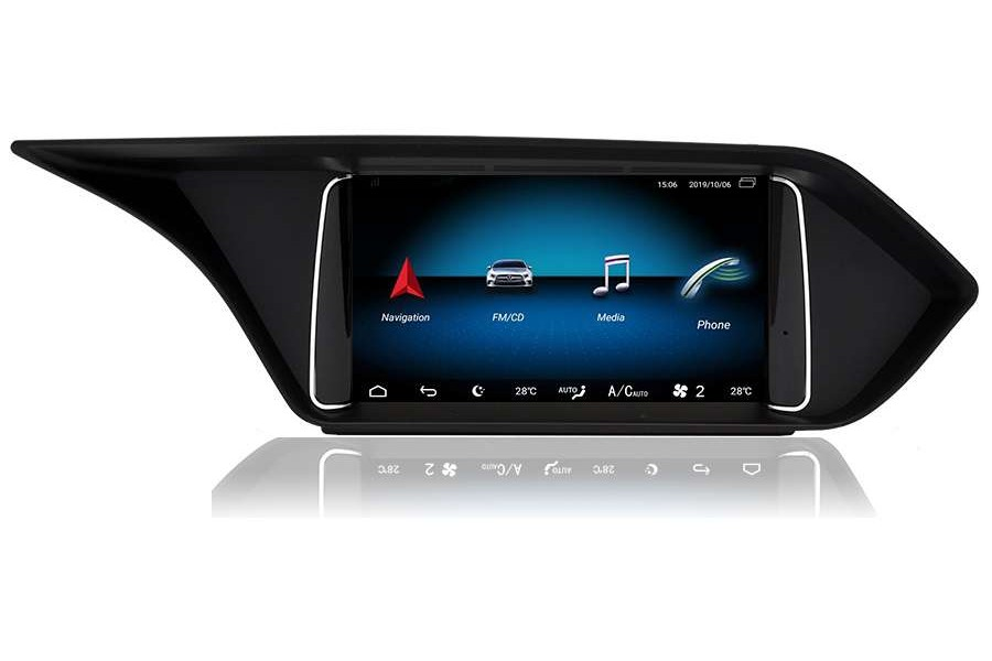 Mercedes-Benz E-Class (W212) 2009-2016 Autoradio GPS Aftermarket Android Head Unit Navigation Car Stereo