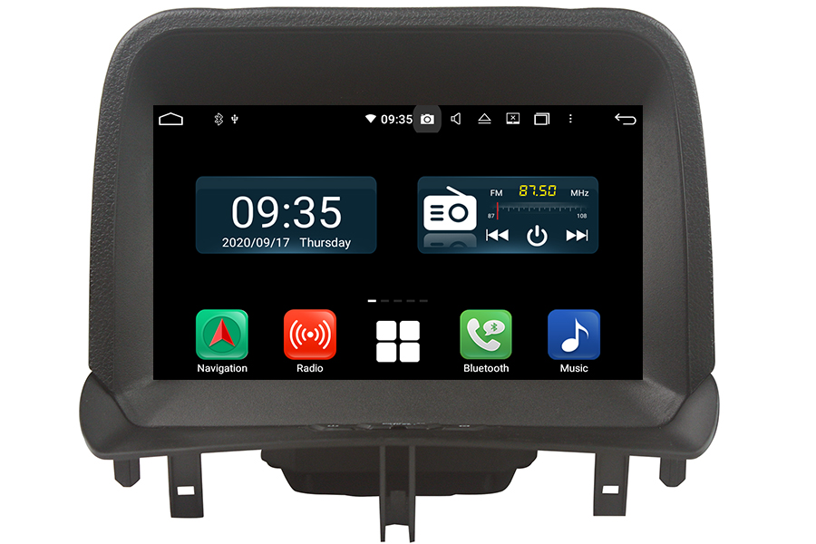 Ford Tourneo/Transit courier 2014-2017 Aftermarket Radio Upgrade