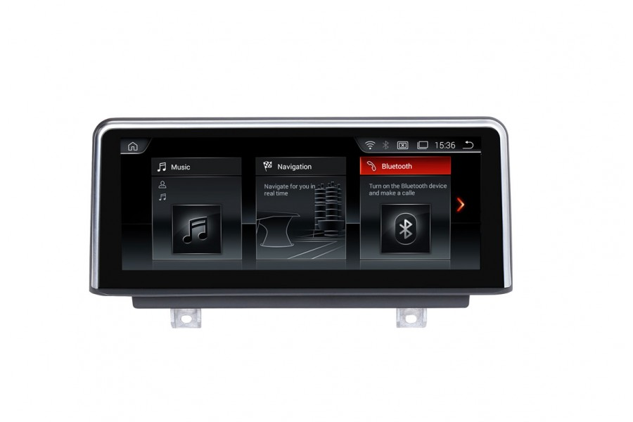 BMW X1 (E48) 2018 Autoradio GPS Aftermarket Android Head Unit Navigation Car Stereo