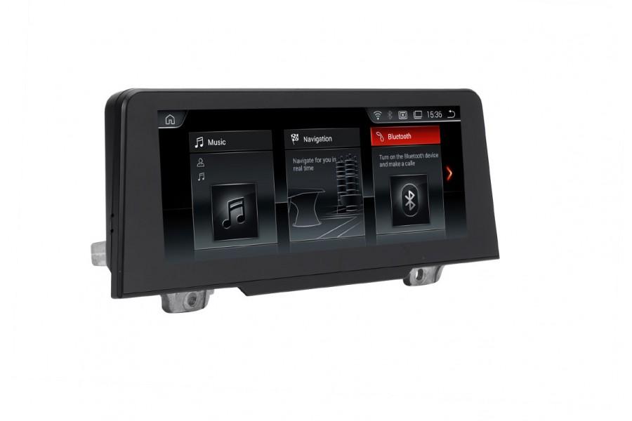 BMW 1 Series (F20/F21/F52) 2018 Autoradio GPS Aftermarket Android Head Unit Navigation Car Stereo