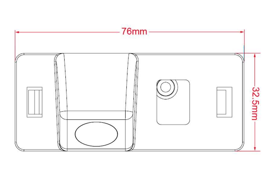 Reverse Camera for Audi TT