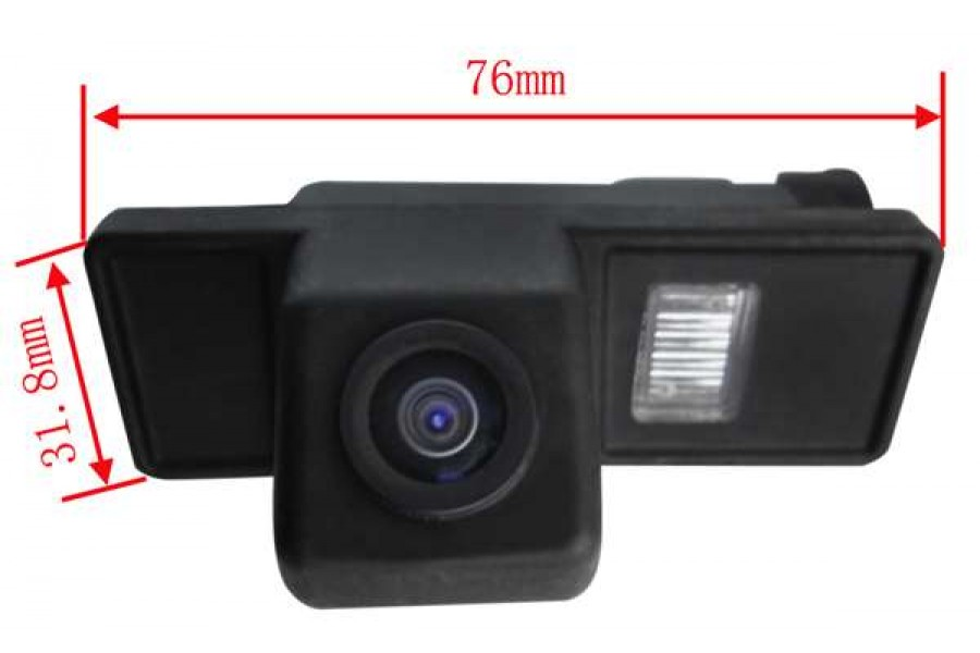 Reverse Camera for Mercedes Benz Viano 3.0