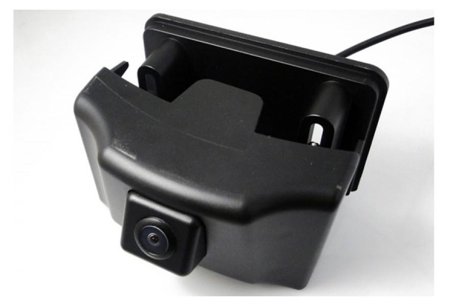 Toyota Prado Front View Camera