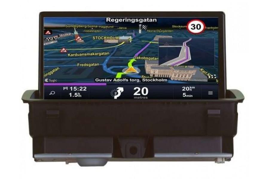 Audi A1 2010-2017 Autoradio GPS Aftermarket Android Head Unit Navigation Car Stereo