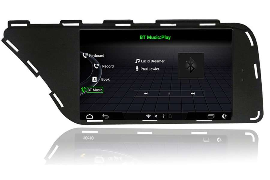 Audi A4/S4/RS4 (B8) 2008-2016 Autoradio GPS Aftermarket Android Head Unit Navigation Car Stereo