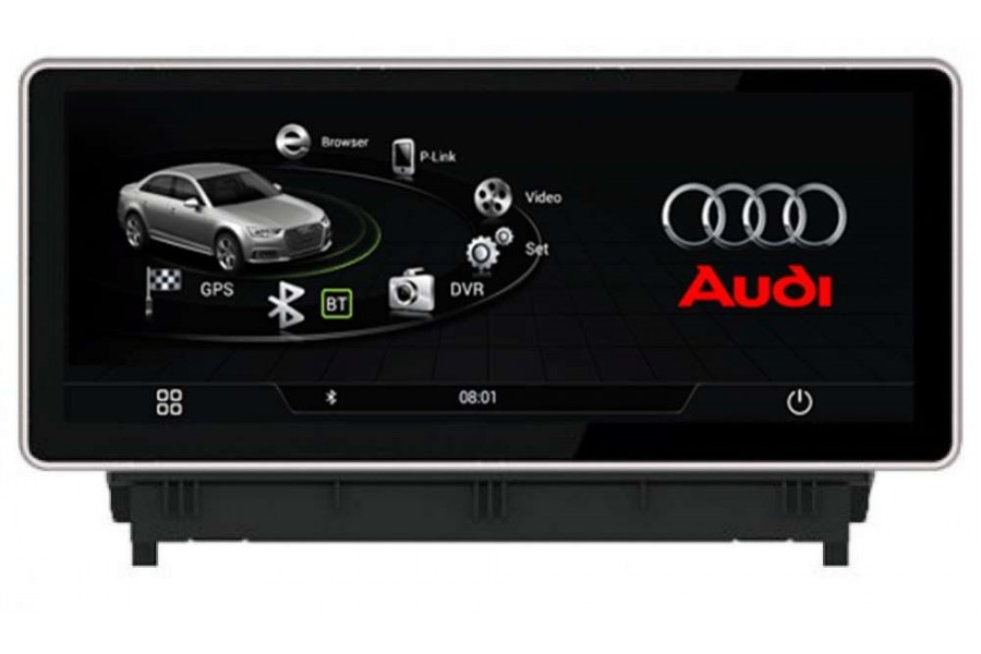 Audi A3 2014-2017 Autoradio GPS Aftermarket Android Head Unit Navigation Car Stereo