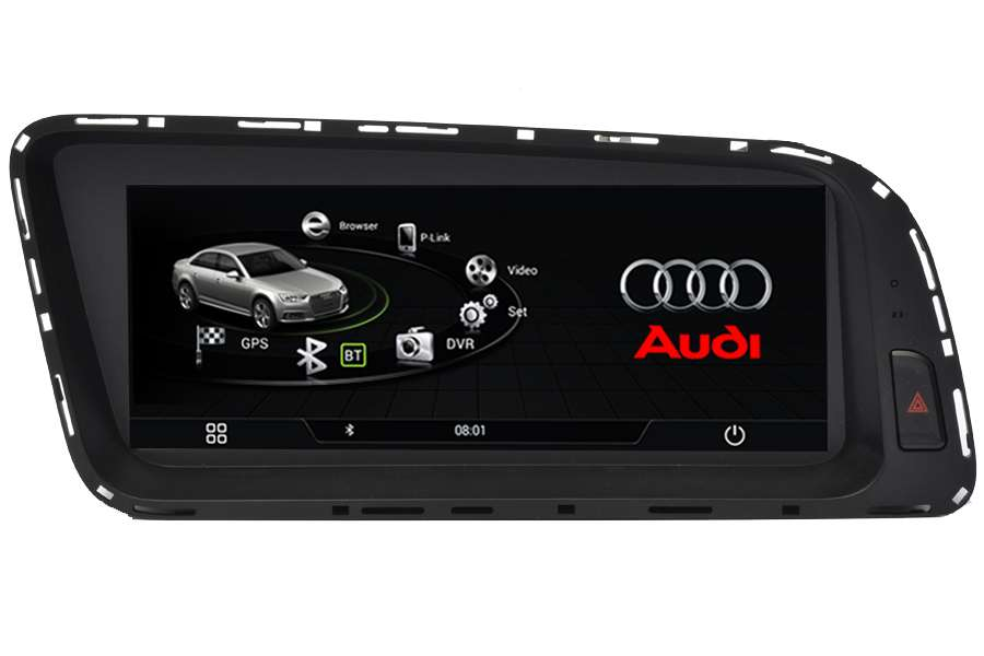 Audi Q5 2008-2017 Autoradio GPS Aftermarket Android Head Unit Navigation Car Stereo