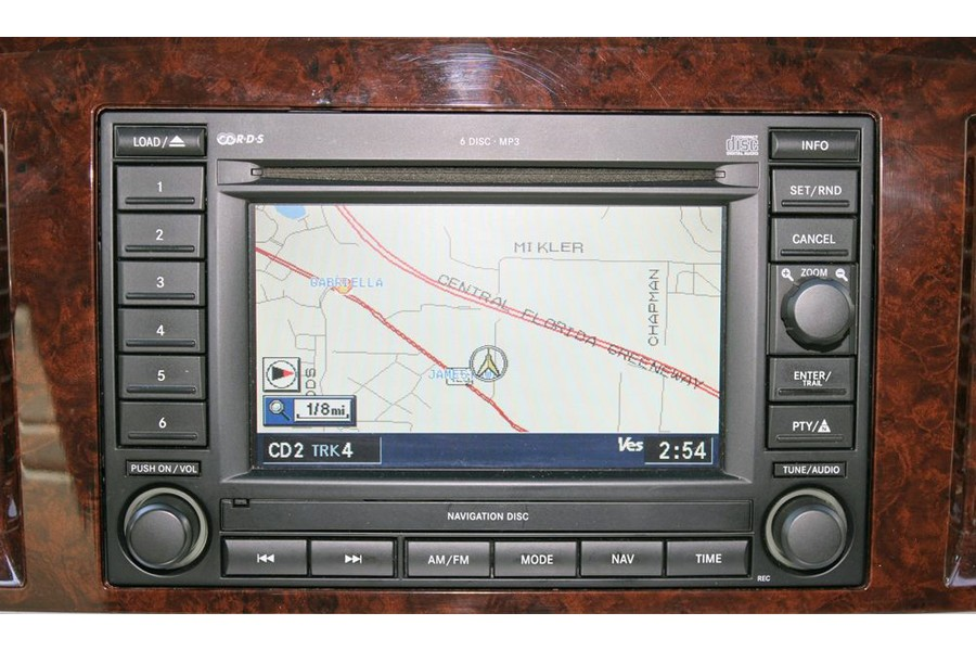 Chrysler 300-C 2004-2006 Autoradio GPS Aftermarket Android Head Unit Navigation Car Stereo