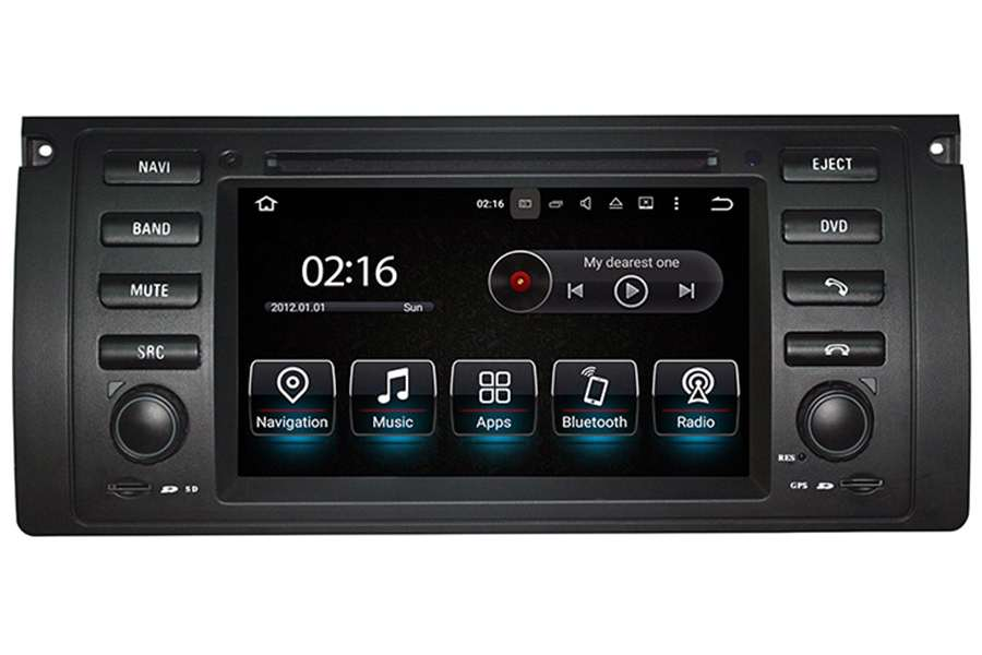 Land Rover Range Rover (L322) 2003-2004 Autoradio GPS Aftermarket Android Head Unit Navigation Car Stereo