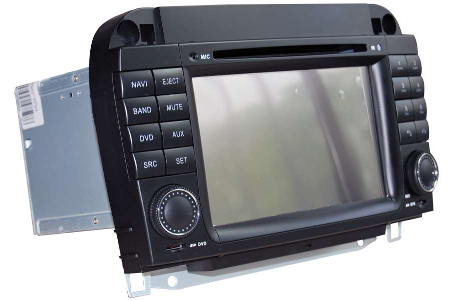 Mercedes-Benz CL-Class (W215)/S-Class (W220) 1998-2005 Autoradio GPS Aftermarket Android Head Unit Navigation Car Stereo