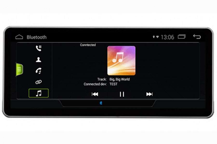 Audi A4 (B9) 2015-2017 Autoradio GPS Aftermarket Android Head Unit Navigation Car Stereo