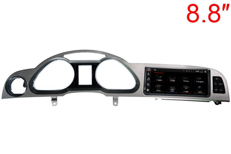 Audi A6(C6) LHD 2004-2011 Aftermarket Radio Upgrade