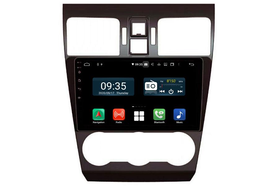 Subaru Impreza/XV 2013-2015 Aftermarket Radio Upgrade