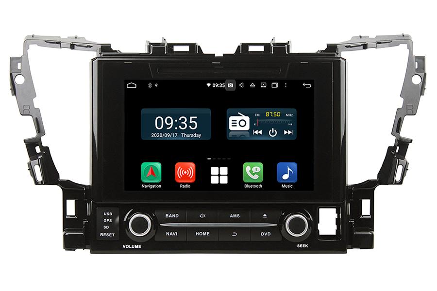 Toyota Alphard 2015-2018 Aftermarket Radio Upgrade