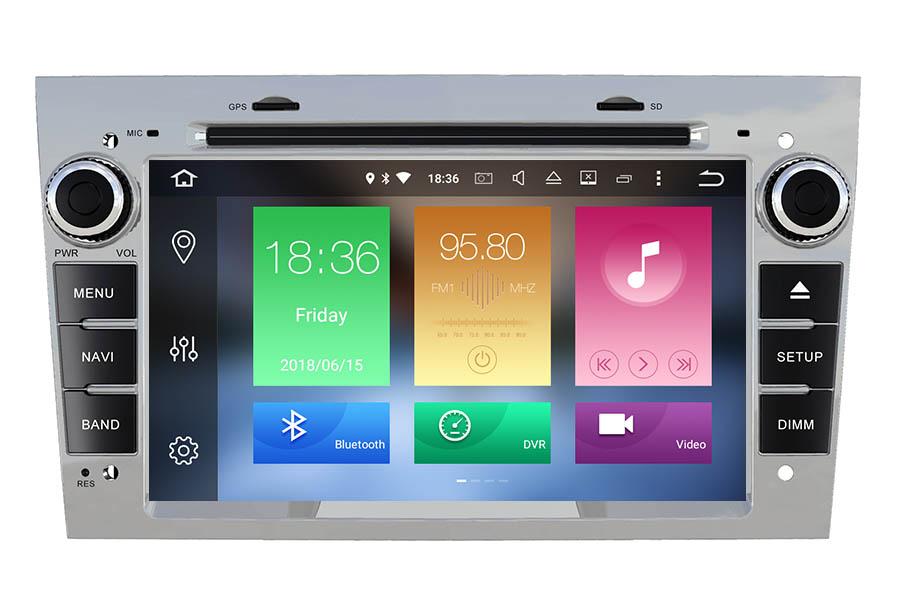 Holden Astra Captiva Aftermarket Sat Navigation system