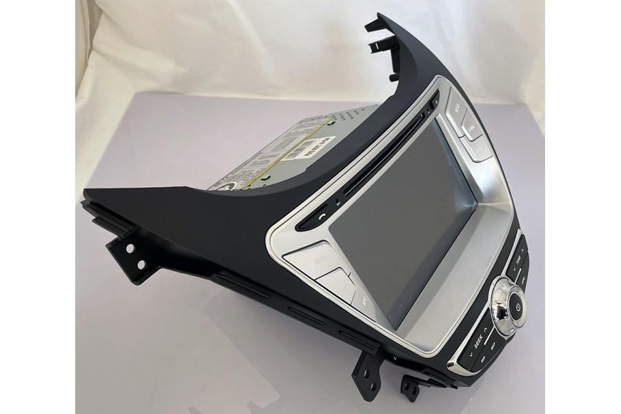 Hyundai Elantra 2011-2013 Aftermarket Radio Upgrade