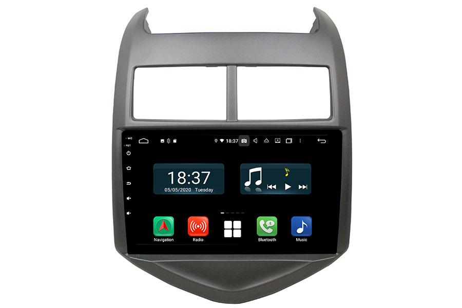 Chevrolet Aveo/Sonic 2011-2015 Aftermarket Radio Upgrade