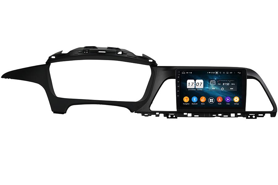 Hyundai Sonata 2015-2017 Autoradio GPS Aftermarket Android Head Unit Navigation Car Stereo