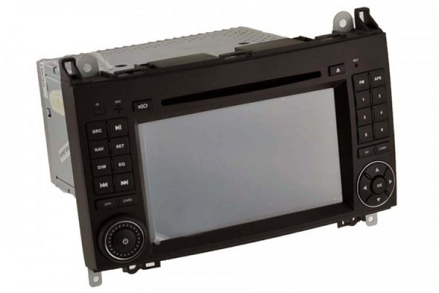 Mercedes-Benz A/B/Viano/Vito/Sprinter/Crafter radio upgrade