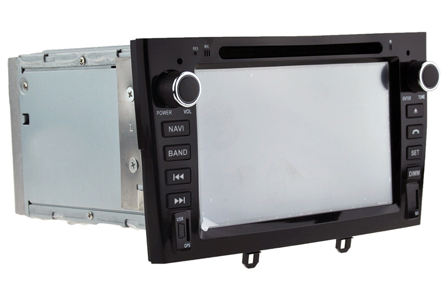 Peugeot 308/RCZ 2008-2013 Navigation Radio Player
