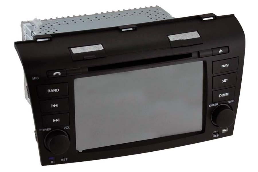 Mazda 3 2004-2009 Aftermarket Radio Upgrade