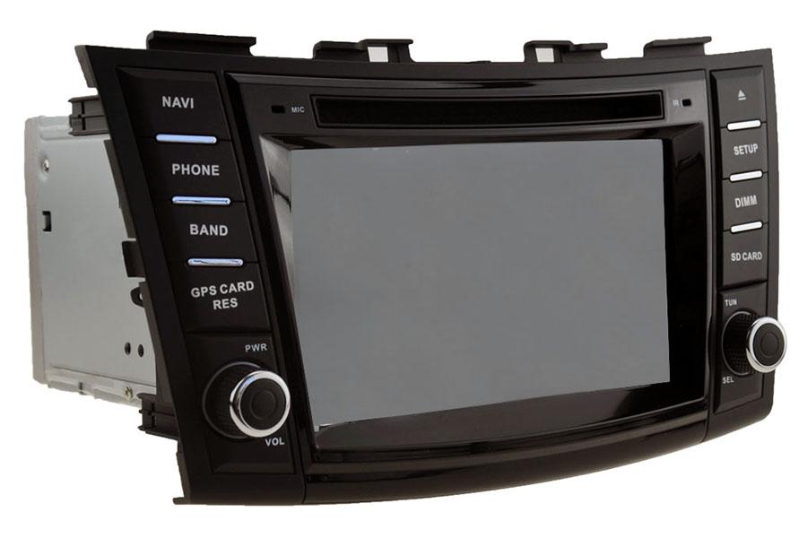 Suzuki Swift 2011-2018 Aftermarket Radio Upgrade