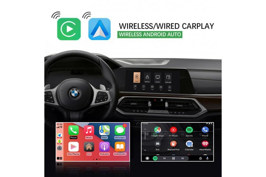BMW NBT CarPlay/Android Auto/Mirrorlink Integration System