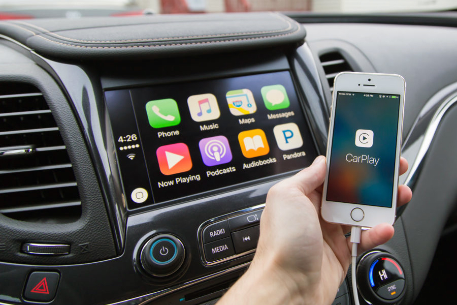 Wireless/Wired Apple Carplay & Wired Android Auto Dongle