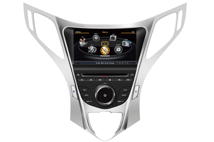 Hyundai Azera 2011-2014 Autoradio GPS Aftermarket Android Head Unit Navigation Car Stereo